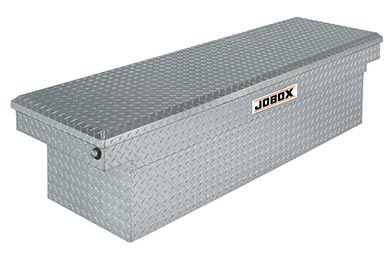 Toyota Pickup JOBOX Aluminum Single Lid Deep & Wide Crossover Toolbox
