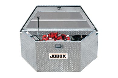 GMC Sonoma JOBOX Aluminum Trailer Tongue Box