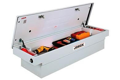 Chevy Avalanche JOBOX Steel Single Lid Crossover Tool Box