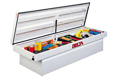 GMC Sierra Delta Steel Single Lid Crossover Toolbox