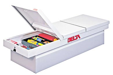 GMC Sierra Delta Steel Gull Wing Crossover Toolbox