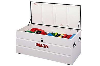 Delta Steel Portable Utility Chest