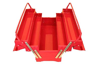 Excel Cantilever Toolboxes with Trays