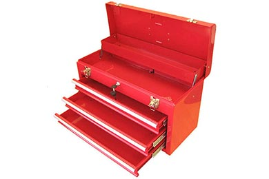 Excel Portable Toolboxes with Drawers