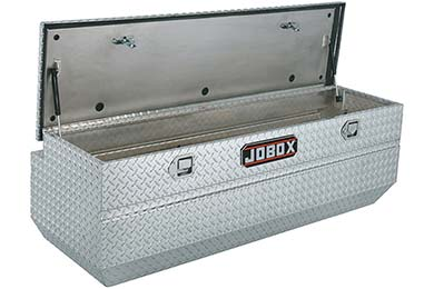 Ford F-150 JOBOX Aluminum Chest