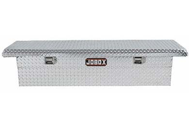 Chevy Avalanche JOBOX Aluminum Low-Profile Crossover Toolbox