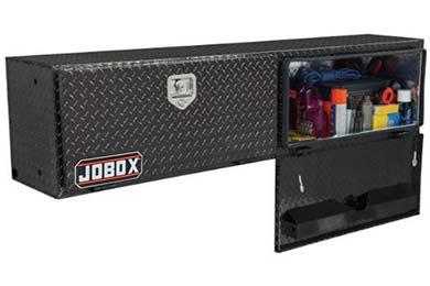JOBOX Aluminum Topside Toolbox