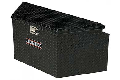JOBOX Aluminum Trailer Tongue Box