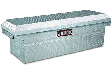 Ford F-150 JOBOX Premium Aluminum Single Lid Crossover Tool Box