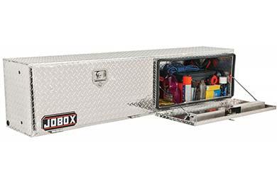 JOBOX Premium Aluminum Topside Tool Box
