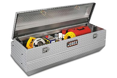 Toyota Tundra JOBOX Premium Aluminum Chest Toolbox