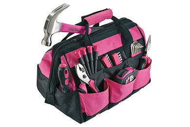 pink box home repair set