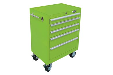 Viper Tool Storage 5-Drawer Rolling Tool Chest