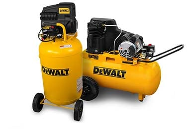 dewalt air compressor hero