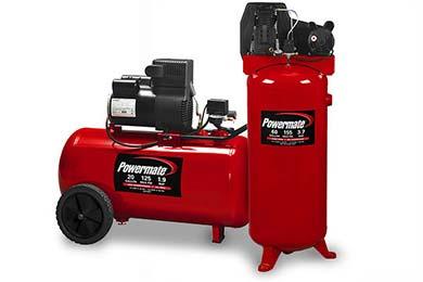 powermate air compressor hero