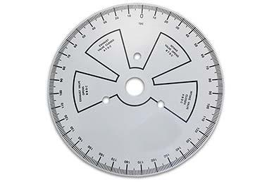 TruAP Cam Degree Wheel