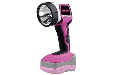 Nissan Titan The Original Pink Box 18-Volt Lithium-Ion Flashlight