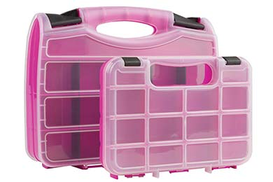 The Original Pink Box Portable Organizer