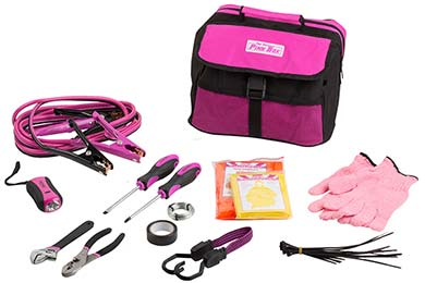 The Original Pink Box Roadside Emergency Kit
