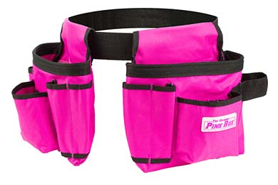 The Original Pink Box Tool Belt