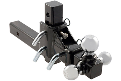 CURT Adjustable Tri-Ball Mount