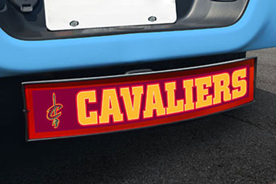 Chevy Biscayne FANMATS NBA Light Up Hitch Cover