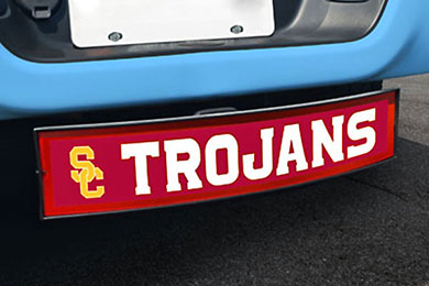 Toyota Highlander FANMATS NCAA Light Up Hitch Cover