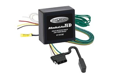 Chevy Silverado Tekonsha ModuLite HD Plus Protector