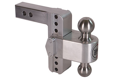 Weigh Safe 180 Trailer Hitch Adjustable Ball Mount