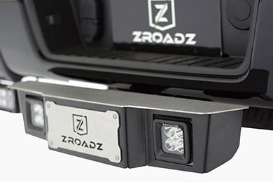 ZROADZ Hitch Step