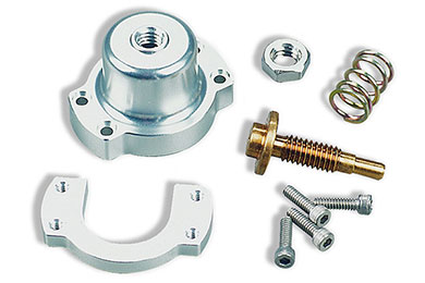 B&M CommandFlo Adjustable Fuel Pressure Regulator Kit