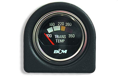 Chevy Corvette B&M Transmission Temperature Gauge