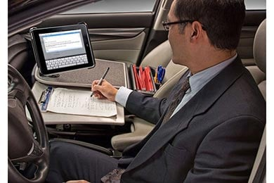 Subaru Tribeca AutoExec iPad/Tablet GripMaster Mobile Desk