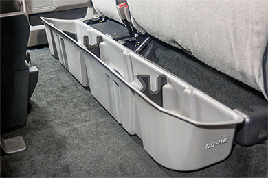 du ha under seat storage cases original