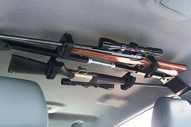 Jeep Wrangler Great Day Center-Lok Overhead Gun Rack
