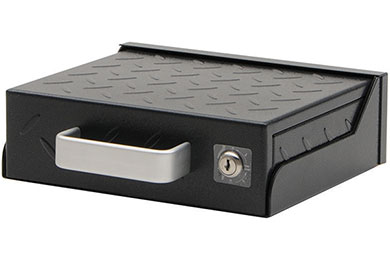 Ford F-250 Smittybilt Secure Lock Box