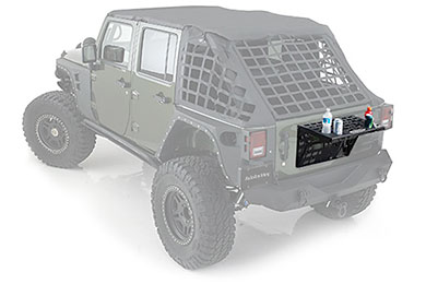 Jeep Wrangler Smittybilt Tailgate Table