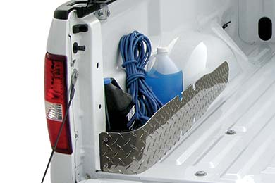 GMC Sierra Access Truck Bed Storage Pockets