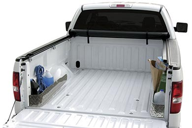 Access Truck Bed Storage Pockets