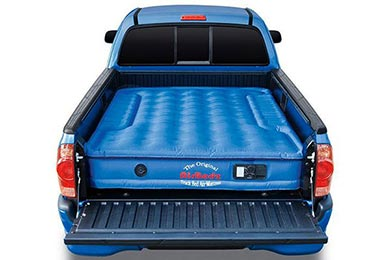 Best Camping Accessories for Outdoor Vacations - Truck Bed