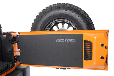BedTred Jeep Tailgate Mat by BedRug