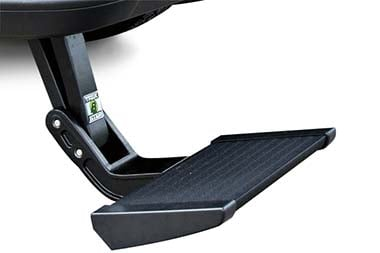 Bestop TrekStep Retractable Tailgate Step