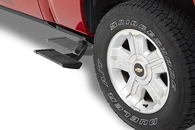 Bestop TrekStep Retractable Side Mount Truck Bed Step