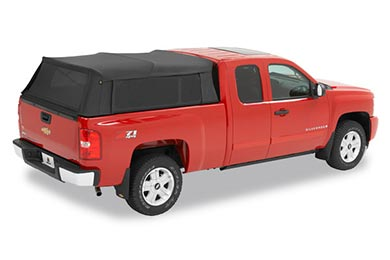 Bestop Supertop Truck Bed Camper Shell