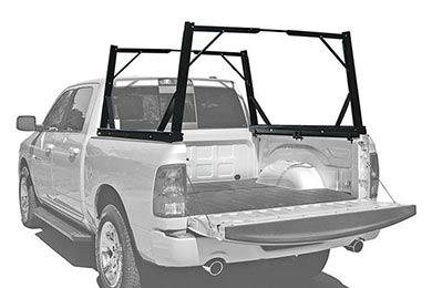 Dodge Dakota Invis-A-Rack Truck Bed Rack by Dee Zee