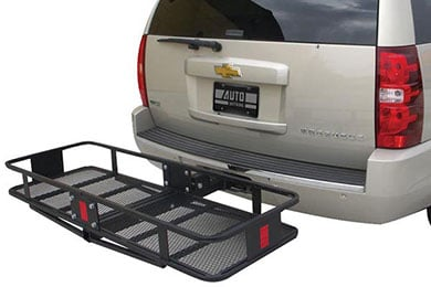 Volvo XC90 Erickson Hitch Mounted Cargo Carriers