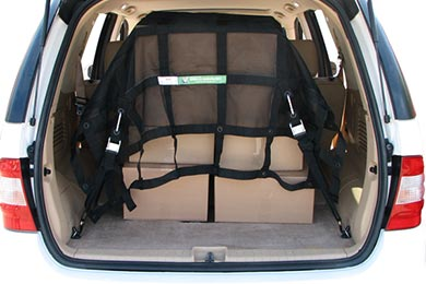 Ford F-250 Gladiator Rubicon Interior Cargo Net
