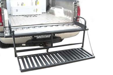 Ford F-450/550 Great Day Truck N' Buddy Magnum Tailgate Step