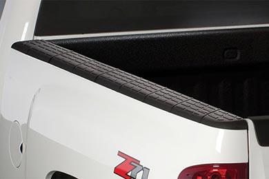 GMC Sierra Husky Liners QuadCaps Truck Bed Rail Caps
