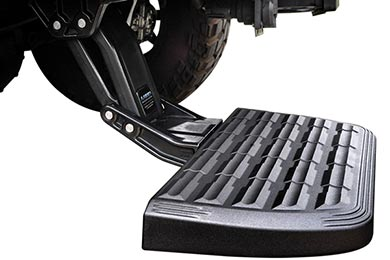 lund innovation in motion bedstep retractable tailgate step